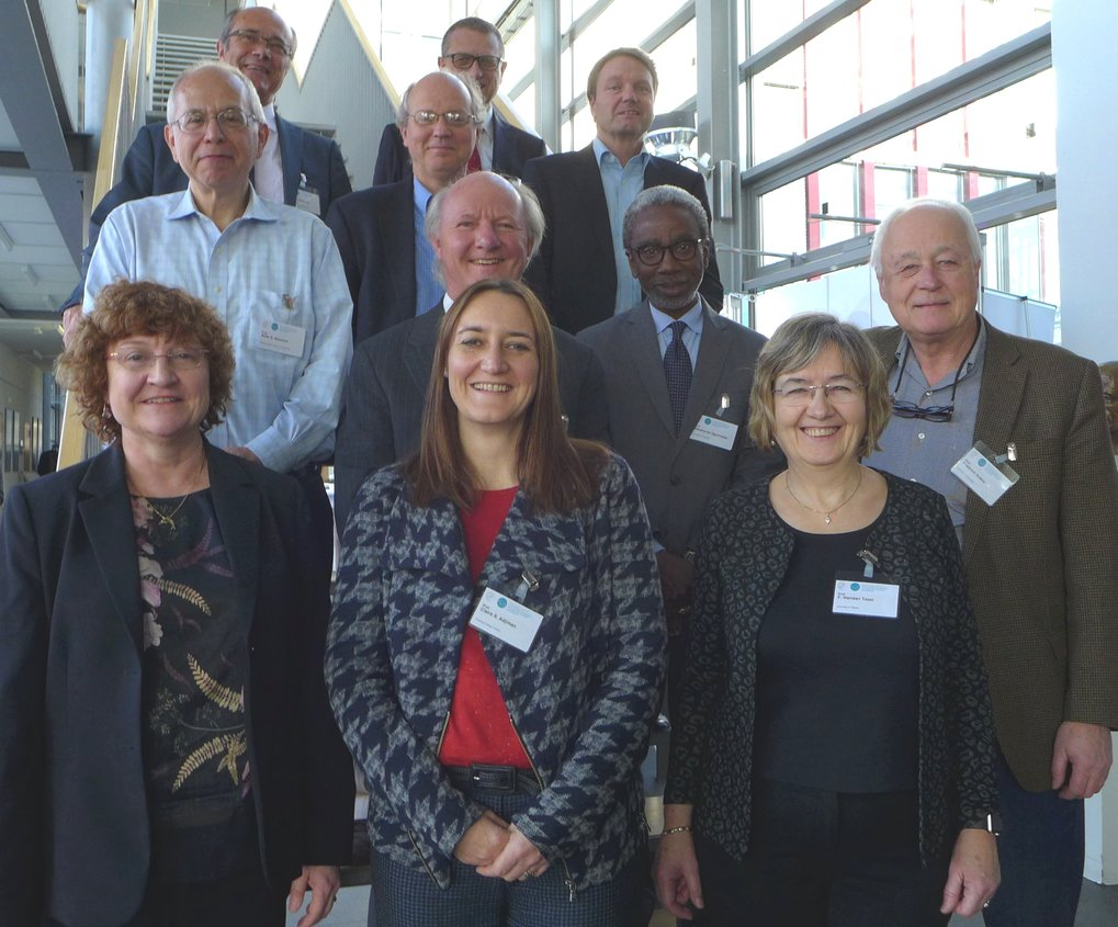 5th Meeting of the Scientific Advisory Board at the Max Planck Institute Magdeburg in December 2015