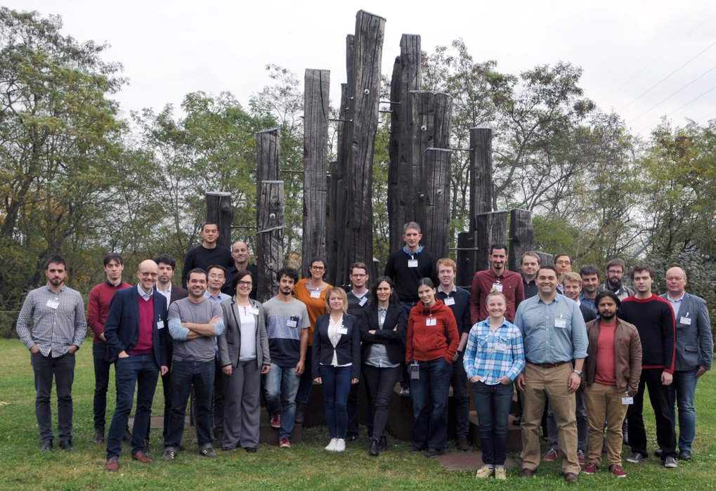 Participants of the 3rd annual MAXNET Energy Workshop, October 26 -27, 2017 at the Max Planck Institute for Dynamics of Complex Technical Systems in Magdeburg.