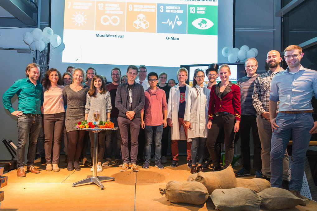 The nationwide Max Planck science event took place on September 14, 2018. Throughout Germany all Max Planck Institutes showcased their activities and the Max Planck Institute in Magdeburg opened the doors for you!