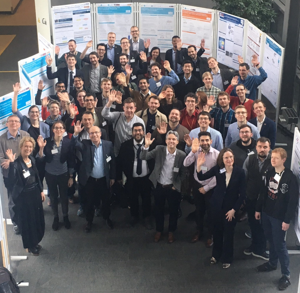 PhD students and young professionals discussed future trends of Process Engineering at YCOPE 2019