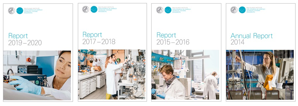 Annual Reports of the Max Planck Institute Magdeburg