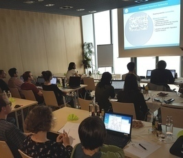 deNBI-Workshop: Tools for Systems Biology Modeling and Data Exchange
