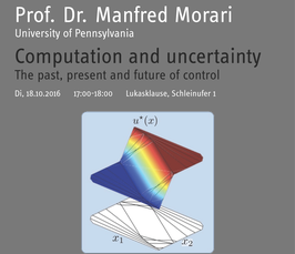 Magdeburg Lectures on Optimization and Control: Computation and uncertainty — The past, present and future of control